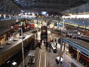 鉄道博物館(てつどうはくぶつかん)