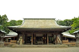 氷川神社(ひかわじんじゃ)